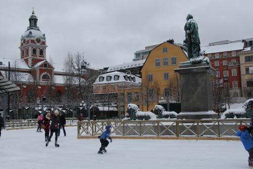 Polka w Szwecji