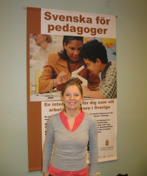 svenska for pedagoger