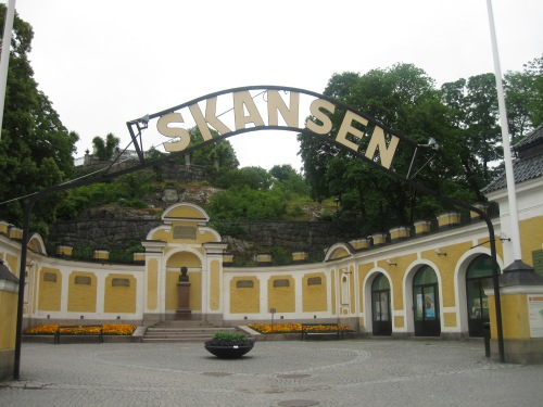 Skansen 143